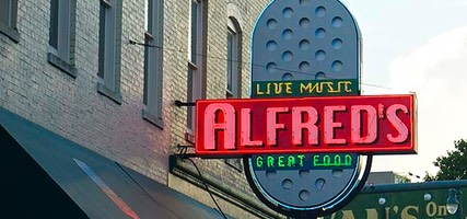 Alfreds, Live Music Great Food