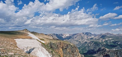 Beartooth Highway, Montana