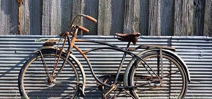 Bicycle, Shack Up Inn, Clarksdale