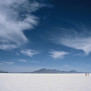 Bonneville Salt Flats, Great Salt Lake Desert, Utah