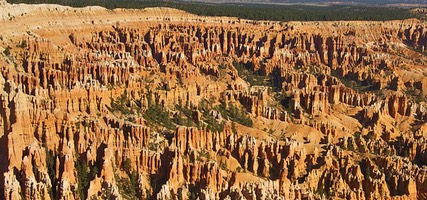 Bryce Canyon, Amphitheatre from Bryce Point