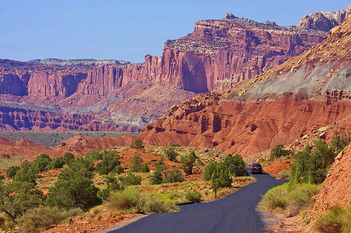 Capitol Reef National ...