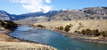 Day 6: Yellowstone River