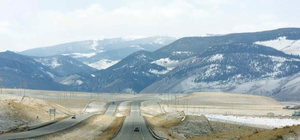 Day 8: Interstate 15, Montana