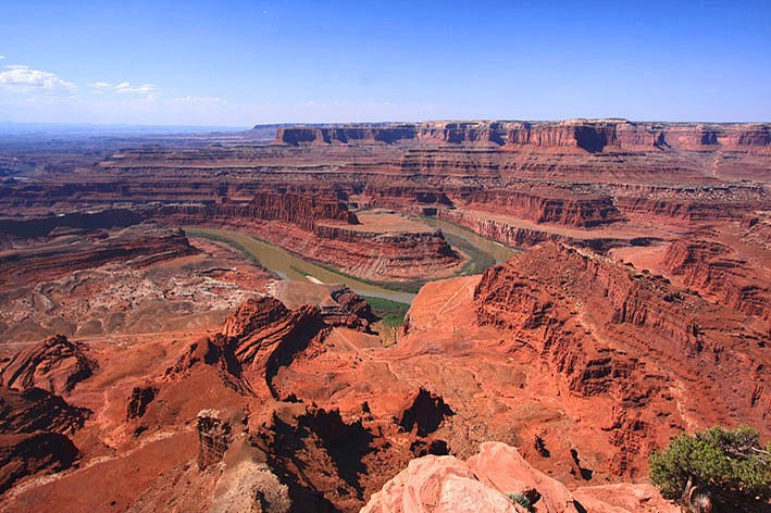 Dead Horse Point State Park, Colorado River