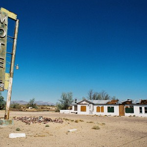 Derelict Motel, Newberry Springs, Route 66