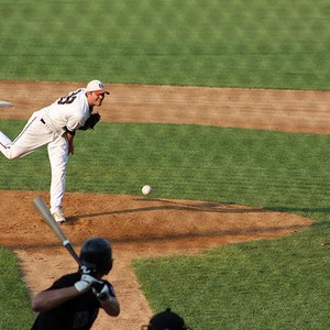 Eau Claire Express Baseball Pitcher