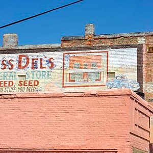 Miss Dels General Store, Feed Seed and Stuff You Need
