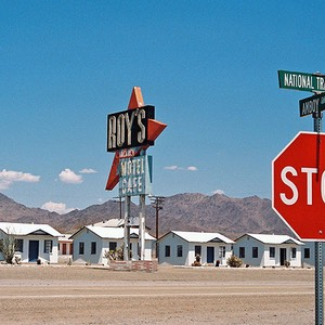 Roy's Motel Amboy Route 66