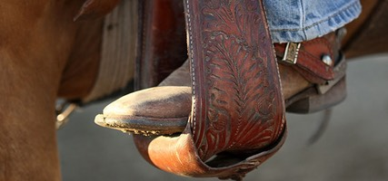 Stirrup, Boot and Jeans